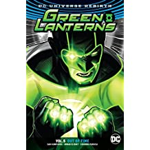 Green Lanterns (2016-) Vol. 5: Out of Time