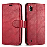 Case Collection Premium Leather Folio Cover for Samsung