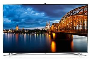 """Samsung UE40F8000SZ 40"""" Full HD 3D compatibility Smart TV Wi-Fi Black - LED TVs (Full HD, B, 16:9, 1920 x 1080 (HD 1080), 1080p, Black)"""