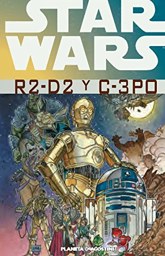 Star Wars, Omnibus androides por From Planeta Deagostini Cómics