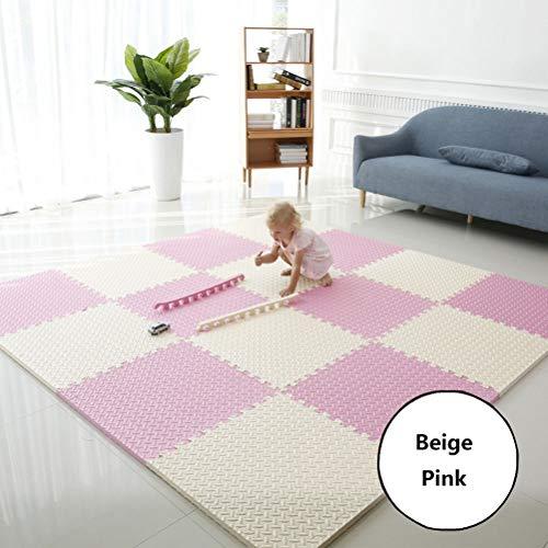 Blanket Luyiasi Baby Eva Foam Puzzle Play Mat Juego De Enclavamiento Ejercicio Gym Floor Pad Para Ninos Ninos Eva Mat Color B Size