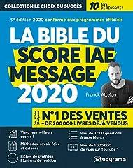 estimation pour le livre La bible du score IAE message