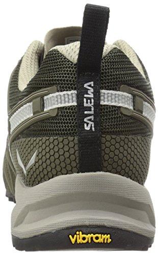 Salewa Ms Wildfire Vent, Chaussures Multisport Outdoor Homme Noir (0955 Black Juta)