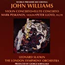 Violin Concerto · Flute Concerto