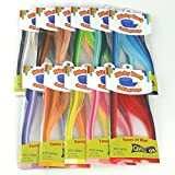 #7: Quill On Color Wonder Sticky Back Quilling Strip, Multi Color (5mm), 44 colors 1100 quilling strips