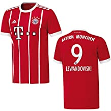 BAYERN Trikot Home Kinder 2018 - LEWANDOWSKI 9
