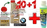 Motoröl Castrol EDGE Professional Titanium FST BMW LL045W30ACEA C3–10Liter LT + 1x Bardahl WINDSCREEN Cleaner Concentrated Flüssigkeit Scheibenreiniger Konzentrat FROSTSCHUTZ-20°C bis 70°C reinigt und Fett 250ml