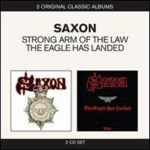 Saxon: Classic Albums (2in1) (Audio CD)
