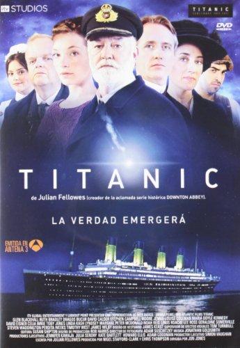 Titanic (Ed. Basica) Dir. Jon Jones [DVD]