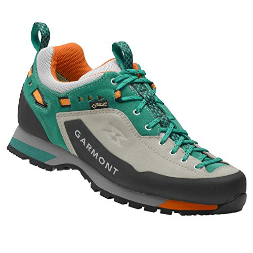 Garmont DRAGONTAIL LT GTX Women Light Grey/Teal Green