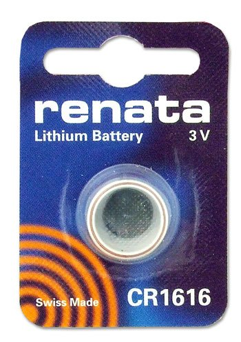 (Renata) Lithium Battery 3V (CR1616) (SWISS MADE)