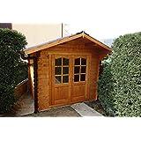 Casita de madera de jardín dekalux 2,5x 2