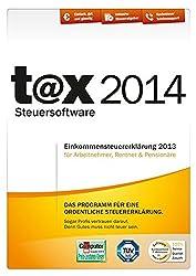 t@x 2014 (für Steuerjahr 2013)