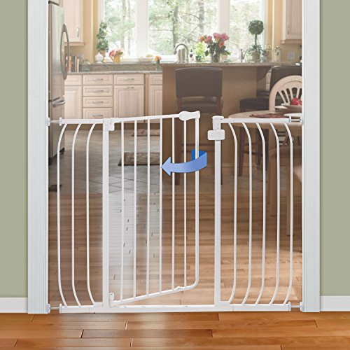 Summer Infant Summer Infant Anywhere Auto Close Metal Gate, White