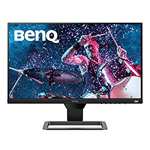 BenQ EW2480 24-Inch 1080p Eye-Care IPS LED Monitor, HDRi, HDMI, Speakers