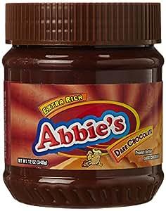 Abbie's Peanut Butter with Dark Chocolate, 340g