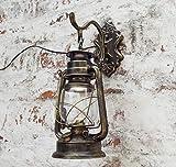 E27 Wandleuchte Retro Iron Wandlampe Antik Industrial lampe Innen Landhausstil Wand Lampe Outdoor Metall Wandlampe Vintage Lampen … (Roste)