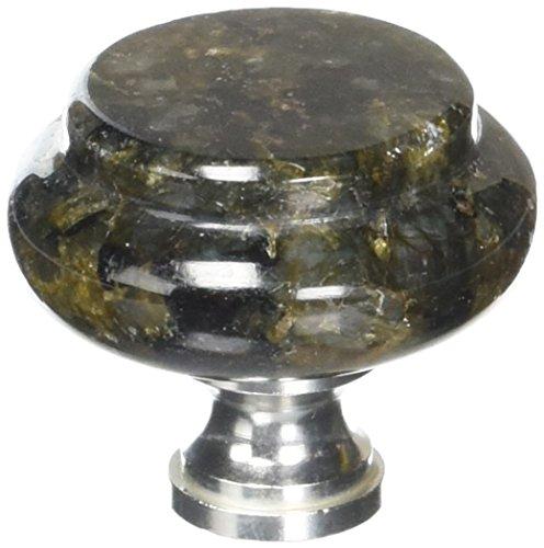 Top Knobs M120C Chateau Stone Knauf Chrom -