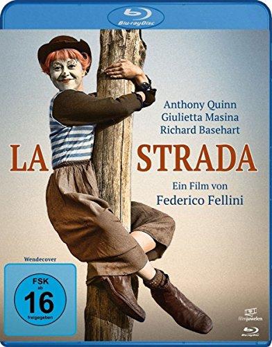 La Strada - Das Lied der Straße [Blu-ray]