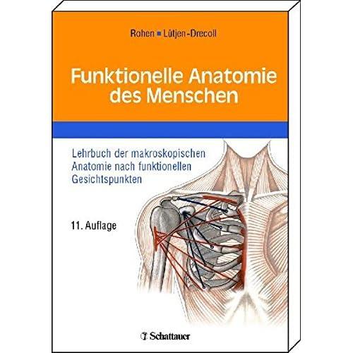 PDF] Funktionelle Anatomie des Menschen: Lehrbuch der ...