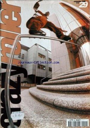 MOTO PULSION [No 29] du 01/11/1999 - ORAZY ROLLER. par Collectif