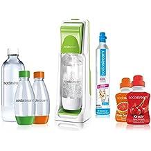 SodaStream Cool verde Super-Spar-Pack