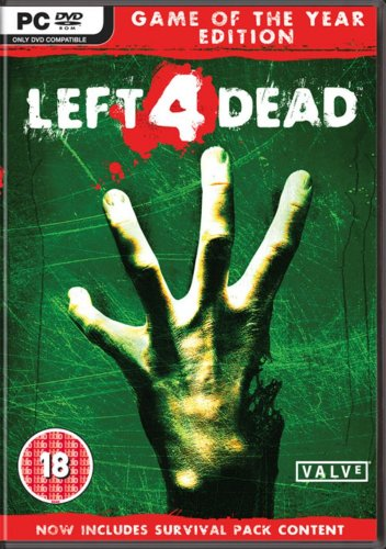 Left 4 Dead - Game Of The Year Edition (PC DVD) [Importación inglesa]