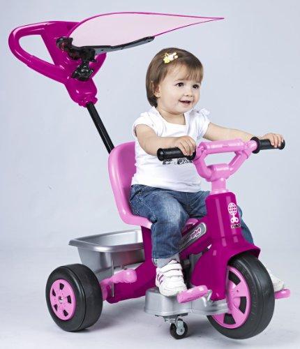 Imagen 6 de FEBER - Triciclo Baby Twist Niña (Famosa 800007099)