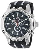 Joshua & Sons Herren-Armbanduhr Analog Quarz JS50SSB