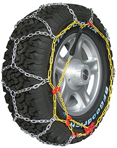 Chaine neige 4x4 utilitaire Suv 16mm pneu 225/60R15 robuste et fiable