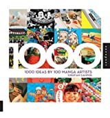 [(1000 Ideas by 100 Manga Artists )] [Author: Cristian Campos] [Oct-2011]