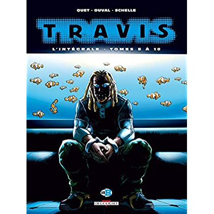 Travis intégrale T08 à T10
