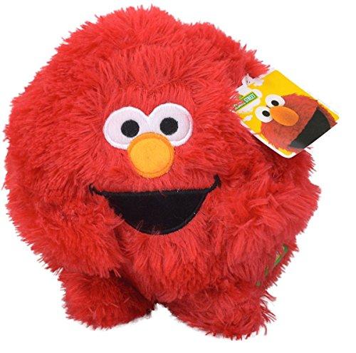 Elmo aus der Sesamstraße Ball Plüschball Stofftier Teddy Plüschfigur Puppe 22cm