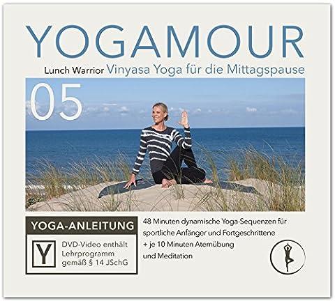 Basic Vinyasa Yoga Flow: Geführte Übungen für einen gesunden Körper