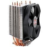 Zalman CNPS11X PERFORMA V-Shaped Dual Heat Sink CPU-Kühler für Sockel FM2/AM2+/AM2/AM3+/AM3/FM1/775/1156/1366/1155/2011