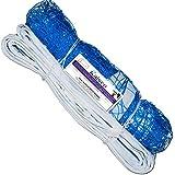 Raisco 717 Practice Volleyball Net (Blue, White, Black)