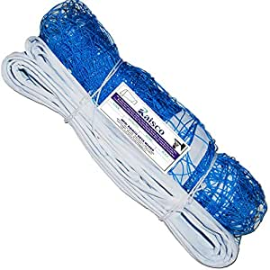 Raisco 717 Practice Volleyball Net (Blue, White, Black)