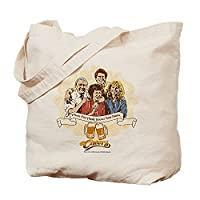 CafePress - Cheers: Where Everybody Knows Your Name - Natural Canvas Tote Bag, Cloth Shopping Bag