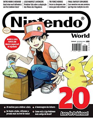 Nintendo World - 196 (Portuguese Edition) por Igor  Andrade