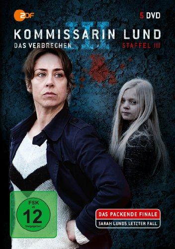 Bild von Kommissarin Lund: Das Verbrechen - Staffel III [5 DVDs]