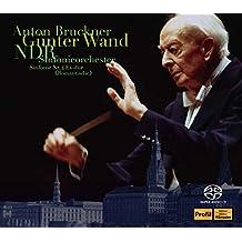 ブルックナー : 交響曲 第4番 変ホ長調 WAB 104 「ロマンティック」 (1878~80年原典版) (Anton Bruckner : Sinfonie Nr.4 Es-dur ''Romantische'' / Gunter Wand | NDR Sinfonieorchester) [SACDシングルレイヤー] [輸入盤] [日本語帯・解説付] [Limited Edition] [Live]
