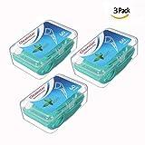 OFKPO 3 x 60 Unidades Hilo dental - dental floss picks para...