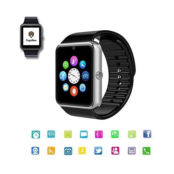 TagoBee TB09 IP67 Pulsera de Actividad Fitness Tracker smartwatch Monitorización de la presión Arterial Notificaciones… 10