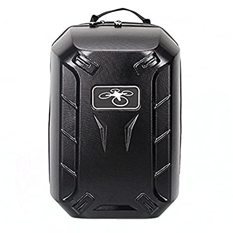 Nopson Sac à dos DJI Phantom 3 sac à dos imperméable à l'eau Sac à bandoulière Hardshell Turtle Shell pour Phantom 4 Drone Accessoriesby