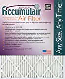 accumulair Diamant 1 Merv 13 Air Filter/Ofen Filter (6 Stück)