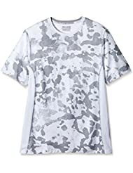 Under Armour Herren Top HG Sonic Fitted Printed Short Sleeve