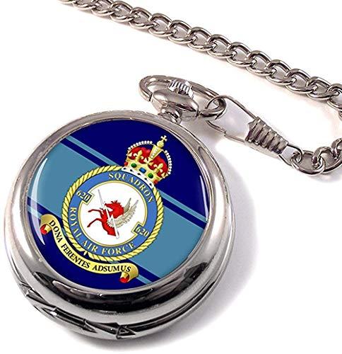 Numéro 620 Escadron Royal Air Force (RAF) Poche Montre