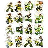 Evisha Cartoon Character erasers for school going kids/children/birthday return gift pack of 16 erasers