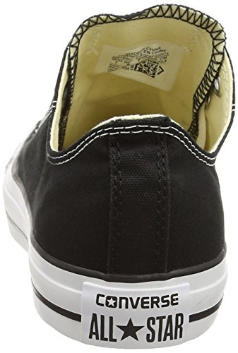 black Seasonal Chuck Schwarz Unisex erwachsene Ox Taylor All Converse Star Sneakers qdIwqA