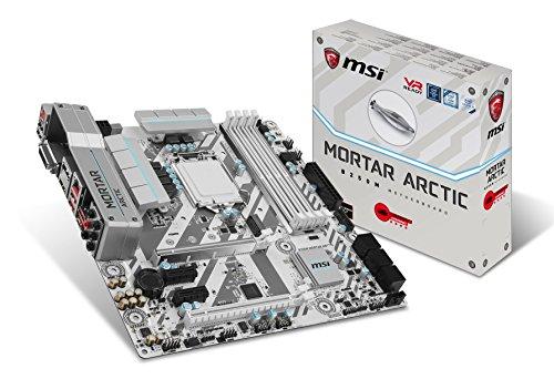 Scheda madre B250M MORTAR ARCTIC,m mortaio Arctic